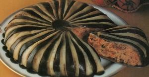 torta di maccheroni e melanzane